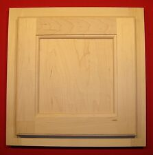 LAUNDRY / CLOTHES CHUTE DOOR & FACE FRAME MAPLE UNFINISHED