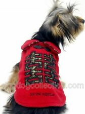 Pet Fleece Jacket, Pet Clothes, Dog Fashion Apparel, Dog Clothing, Chinese Style
