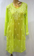 JOSHIMP BOLLYWOOD KAFTAN CAFTAN TOP KURTA OVER SWIMMER LEISURE WEAR PASTLE COLOR