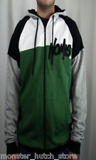 BRAND NEW WITH TAGS Nomis BREAKER Hoodie BRITE GREEN LARGE LIMITED RELEASE RARE