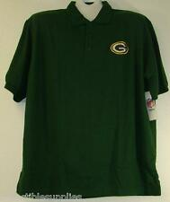 NEW GREEN BAY PACKERS POLO SHIRT SIZES S, M, L, XL, 2XL