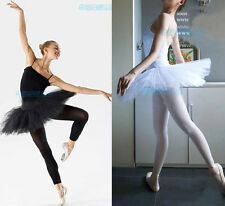 New Professional Ballet Costume Tutu Skirt Adult Hard Organdy Ballet Tutu 2Color