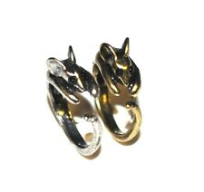 LITTLE MOUSE RING Gold Or Silver Tone NEW GIFT BOXED Cute Animal Quirky Indie