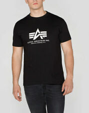 ALPHA INDUSTRIES Basic T-Shirt - Schwarz (10050103)