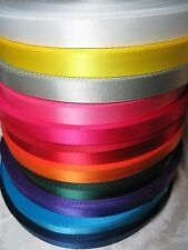 10 Yards, 3/4'' inch (20mm) Nylon webbing. Fine and Close, Smooth feeling