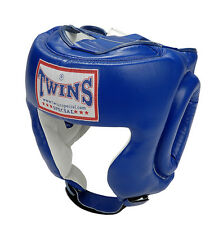 NEW! Twins Headgear for Boxing, Muay Thai, MMA, Kickboxing head gear, UFC