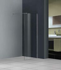 8mm Easyclean Glass Screen 1850mm Height Walk In Shower Enclosure Cubicle Panel