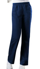 Scrubs Cherokee Workwear Womens Pull-On  Pant 4001  Navy   FREE SHIPPING!