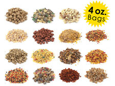 CHOOSE - 4 oz Granular Resin Incenses - 100% Natural or Blends with Aromatic Oil