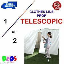 Clothes washing line prop long extendable FREE PP 2 prop discount deal TOP VALUE