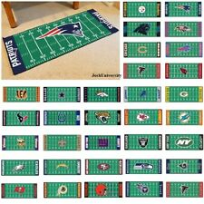 "NFL (NFC Teams) - Football Field Runner Area Floor Rug Mat  30"" X 72"""