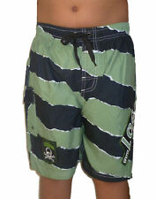 Boys Swimming Trunks Surf Board Shorts Ages 7 - 8 New Swimwear