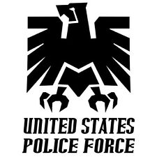 TRIBUTE TO CULT MOVIE ESCAPE FROM NEW YORK - UNITED STATES POLICE FORCE -T SHIRT