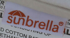 Outdoor Patio Sunbrella Fabric Sold By The Yard Variety of Choices