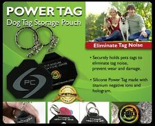 Pet / Dog Tag Silencer Dog Tag Holder ProConnect - NO NOISE Like Quiet Spot
