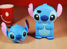★★★ SUPER CUTE BOY GIRL 3D STITCH MOVABLE EAR FLIP CASE COVER ★★ iPhone 4 4S ★★★