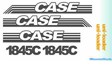 Early style Case Skidloader skid steer Uni Loader Decal kit stickers / decals