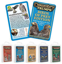 Country Trumps - TOP Animal Card Game - Educational Games - 5 ASST Games