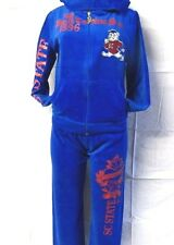 South Carolina SC State Bulldogs Ladys Juniors Hooded Warm Up Jogging Track Suit