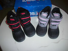 Toddler Size Winter Snow Boots by TOTES Waterproof Warm Sz. 5-9 High Quality NIB