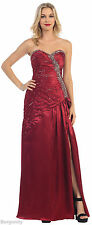 SALE ! FORMAL EVENING DINNER CRUISE HOMECOMING DRESS & PLUS SIZE GOWN UNDER $100