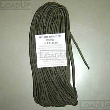 550 PARACORD parachute cord Mil Spec Type III 7 Strand OLIVE