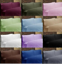 1000TC WATERBED SHEET SET STRIPE 100% COTTON ALL SIZE & COLORS