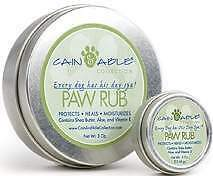 PAW RUB  from the Cain and Able Collection