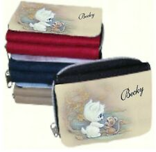 Personalised Ladies Purse with Cat Picture or Add your Own Photo & Name - GIFT
