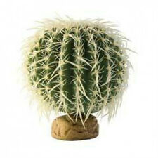 Exo Terra Terrarium Desert Ground Plant  BARREL Cactus  SMALL OR MEDIUM