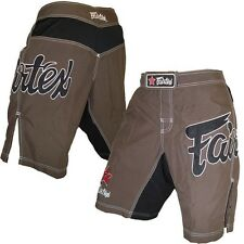 NEW! Fairtex Shorts for Nogi Grappling, MMA, BJJ, UFC, All Sport Boardshorts