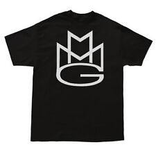MAYBACH MUSIC T-shirt MMG Rick Ross Wale Meek Mills Stalley Omarion Black/Grey*