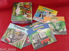 THOMAS THE TANK ENGINE AND FRIENDS LIBRARY BOOKS