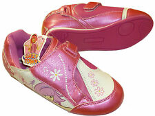Girls Lazytown Stephanie Trainers All Sizes New with tags Velcro