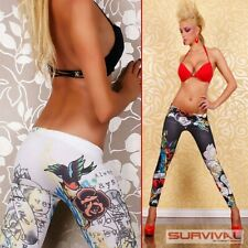 NEW SEXY SZ 6-8-10 WOMENS HIPSTER LEGGINGS TIGHTS HOT PANTS CASUAL CLUB WEAR