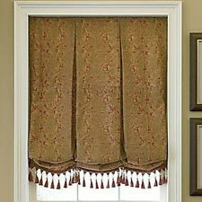 NEW Milan Balloon Roman Shade/Blind/Window Treatment VARIOUS COLORS & SIZES