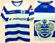 BNWT LOTTO QUEENS PARK RANGERS HOME MALAYSIA AIRLINES 2011/12 FOOTBALL JERSEY