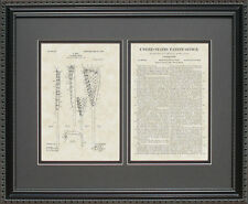 Patent Art - Lacrosse Stick - Player Coach Print Gift C1813