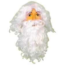 Simple Santa Claus Wig and Beard Set