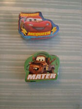 CARS LIGHTNING MCQUEEN/ MATER Magic Expandable Face Cloth/ flannel