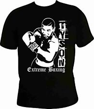 Mike Tyson T-shirt fight shirt thai boxen ufc muay thai fight club k1 boxing neu