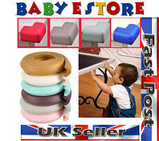 Baby Table Edge Guard Protector With 4 Corners In Different colours High Quality