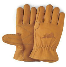 RED WING COWHIDE WORK GLOVES GOLD 95250 BRAND NEW