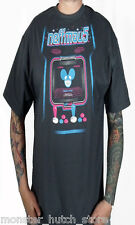 BRAND NEW WITH TAGS Neff x Deadmau5 ARCADE Tee Shirt GREY MEDIUM-XXLARGE LIMITED