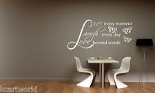 SALON DESIGNS GRAPHICS ROOM WALL KITCHEN QUOTES ART DECAL BUY STICKER SHOP VINYL