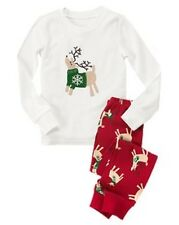 NWT Gymboree U-PICK Boy Girl Holiday Reindeer Gymmies Sleep Set Pajama PJ NEW