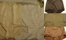 UNDERSCORE M L XL or 3X Light Control Everyday Brief Panty Choice NWT 129-3000