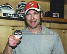 Martin Brodeur New Jersey Devils record 552 win puck 8x10 11x14 16x20 photo 846