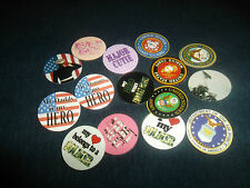 Pre Cut MILITARY SOLDIER HERO ARMY One Inch Bottle Cap Images! FREE SHIPPING