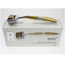 ZGTS Luxury Titanium Micro Needle DermaRoller, ALL SIZES